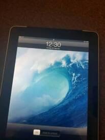 iPad 1st gen 64gb 3g