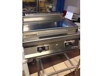 Griddle grill fryer salamander grill fridge freezer