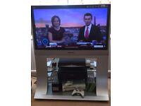 Panasonic Viera 37inch HD Plasma TV with Stand