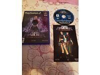 Playstation2 Lara Croft Tomb Raider the angel of darkness