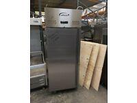 Williams upright single door fridge chiller commercial stainless steal fridge