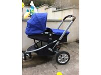 Mothercare creditor 3 in 1 travel system