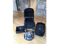Bugaboo Cameleon 3 (Black) pram/pushchair