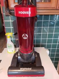 Hoover whirlwind hoover as good as new