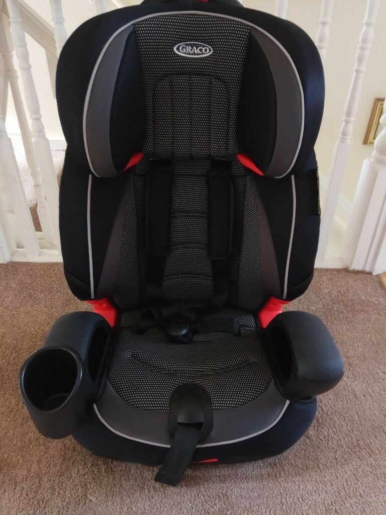 Brand New Graco Nautilus Car Seat High Back Booster Gravity 9months 12years Groups 1