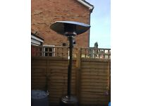 Patio heater 1 years old