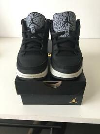 Nike Jordan boy shoes size 10
