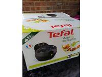 Brand new in box Tefal Original ActiFry Traditional Air Fryer, 1400 W, 1 kg Capacity, Black
