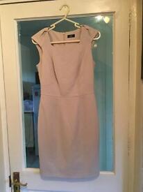 F&f size 6 nude dress