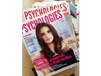 129 Psychologies Magazines collection