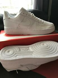 Trainers Air Force 1