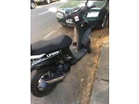 Lexmoto urban 125cc ideal for delivery