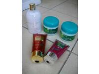 Body/face creams