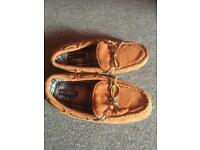 Men's moccasin slippers UK11 *Brand new*