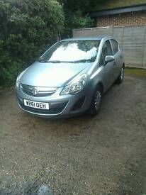 Vauxhall corsa d 11 plate / 12. Reduced.