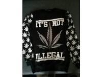 Cannabis jumper