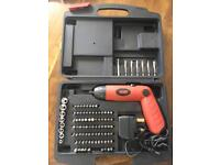 Extreme Powerbase Cordless Drill With Accessories