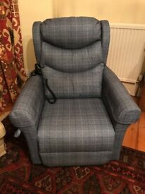 Electric recline chair