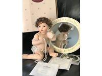 Ashton Drake Doll Pretty As A Picture
