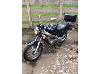 Honda NTV600 Motorcycle (1989)