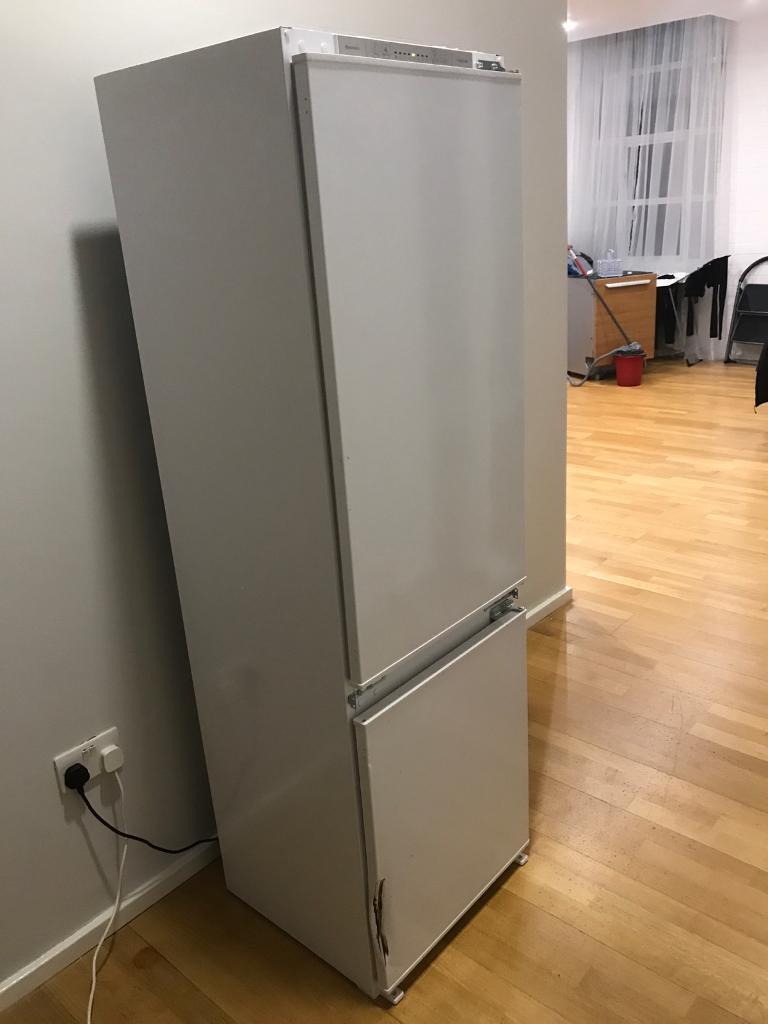 NEW Kenwood Integrated fridge freezer