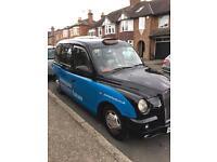 LTI TX4 2007 London Taxi Black Cab