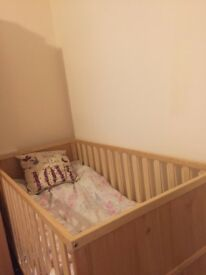 Execellent Cot, with mattress!