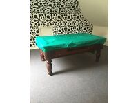 Pool Table - Premier Statesman... Slatebed