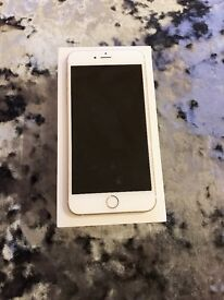 Apple iPhone 6s Plus - Gold - 16GB - Unlocked - Brand new condition - comes with accessories.