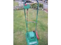 Hoversafe 25 Hover Mower