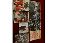 Random dvds & Michael buble cd