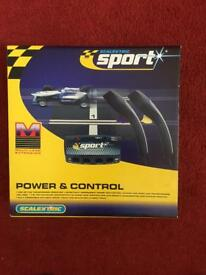 Scalectric Sport power & Control Multi Lane Extension