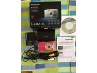Panasonic LUMIX camera