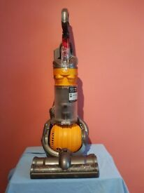 DYSON DC24 ALL FLOORS UPRIGHT BAGLESS VACUUM CLEANER TOOLS