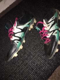 Rugby or football boots