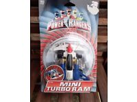NEW Vintage Power Rangers Mini Turbo Ram from the 1990's