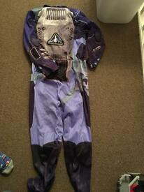 Thunderbirds dressing up outfit