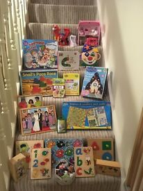 Children's Toys, Jigsaws & Games