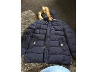 Men's small coat