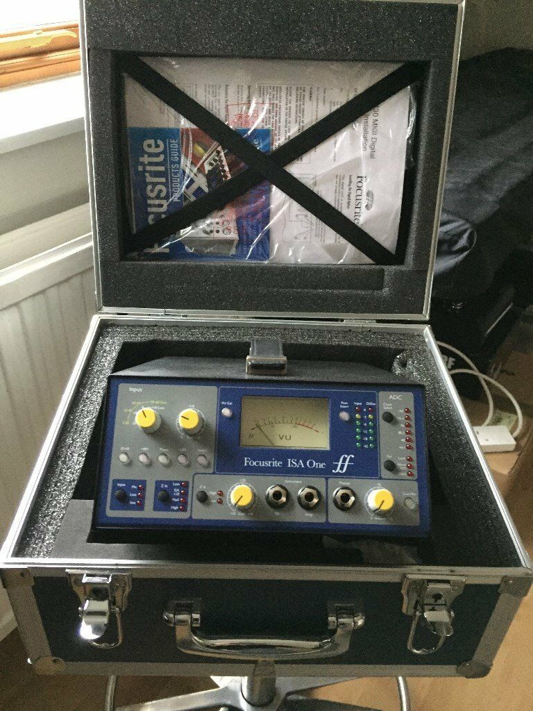 Focusrite ISO One Pre Amp