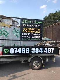 Rubbish & Waste, Home & Garden, Office & Garage Clearances in Enfield North London