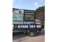Waste Clearances, FREE Metal Collection, Rubbish and Garden Clearance in Enfield North London