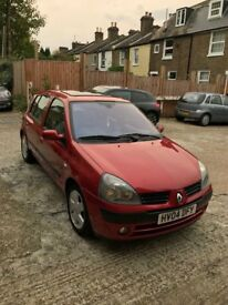 Renault Clio 1.4 Expression 16v 5dr GENUINE LOW MILES FSH