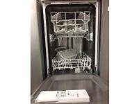 White Russell Hobbs 50cm dishwasher good condition with guarantee bargain