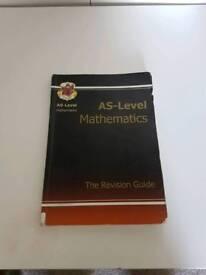 AS-Level Mathematics CGP Book