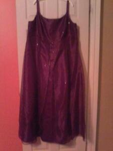 plus size evening gown London Ontario image 1