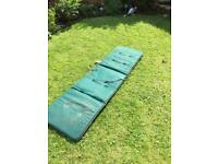 Sun lounger cover *free*