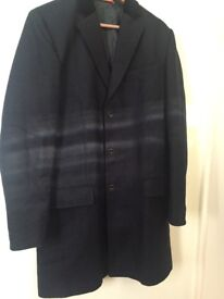River island coat size medium