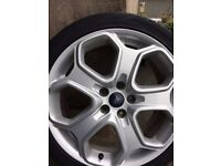 Ford 18 inch alloy wheels