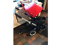 Bugaboo Donkey with loads of accessories